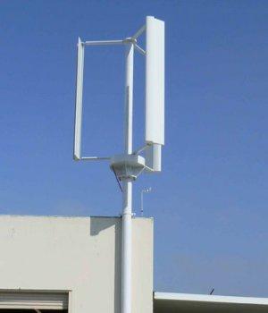 Residential Wind Turbine – Vertical - MyGreenSuit.com - Energy