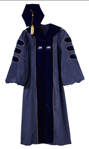 Academic Regalia The Penn State Phd Hood The Waterthrush Blog