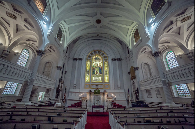 First Reformed Protestant Dutch Church Kingston Cooper Miller