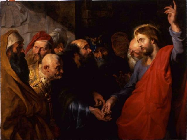 Peter Paul Rubens, ca 1612