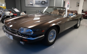 I'm sure we would've enjoyed this Jag too, if we could've purchased it for the $3200 we spent on the Nova.